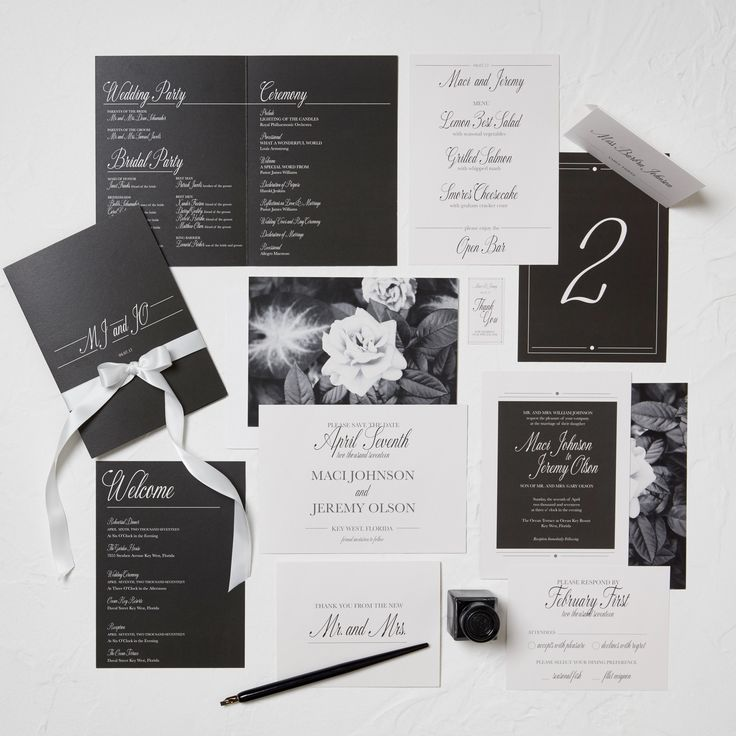 printable wedding place cards vintage%0A Vellum Rose Wedding Invitation Suite  Black and White Rose Photograph  by  Ivory Isle Designs