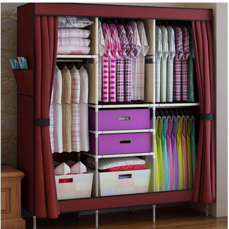 Best 25 Portable Wardrobe Closet Ideas On Pinterest