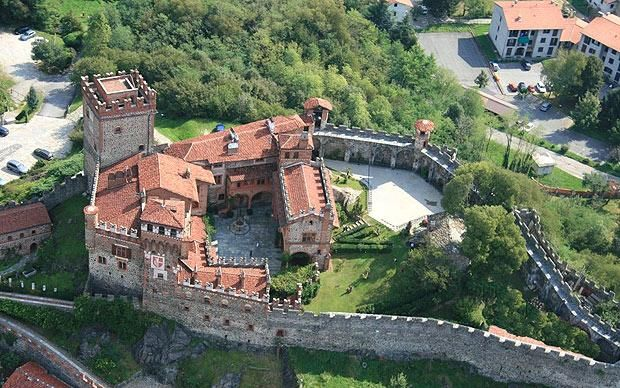 An extraordinary Medieval Castle in Italy Goes on Sale at Sotheby's 3