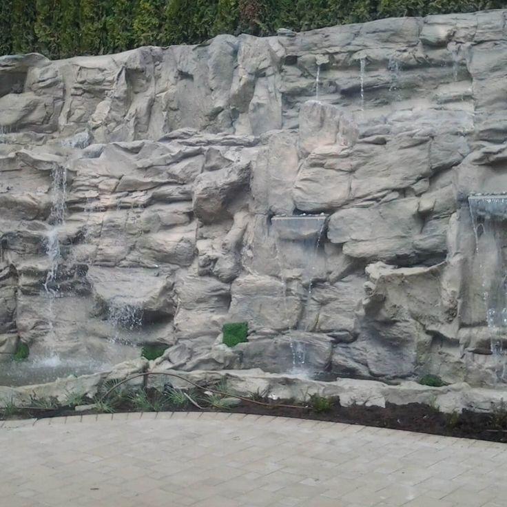Best 25 Rock Waterfall Ideas On Pinterest Dream Pools