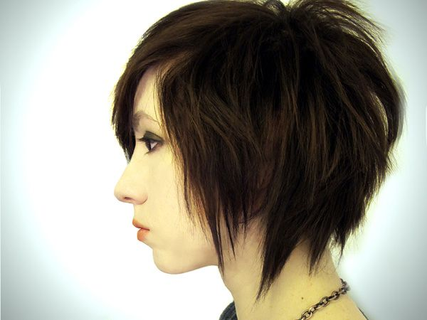 Probably going to get something like this when my hair grows back out. :)