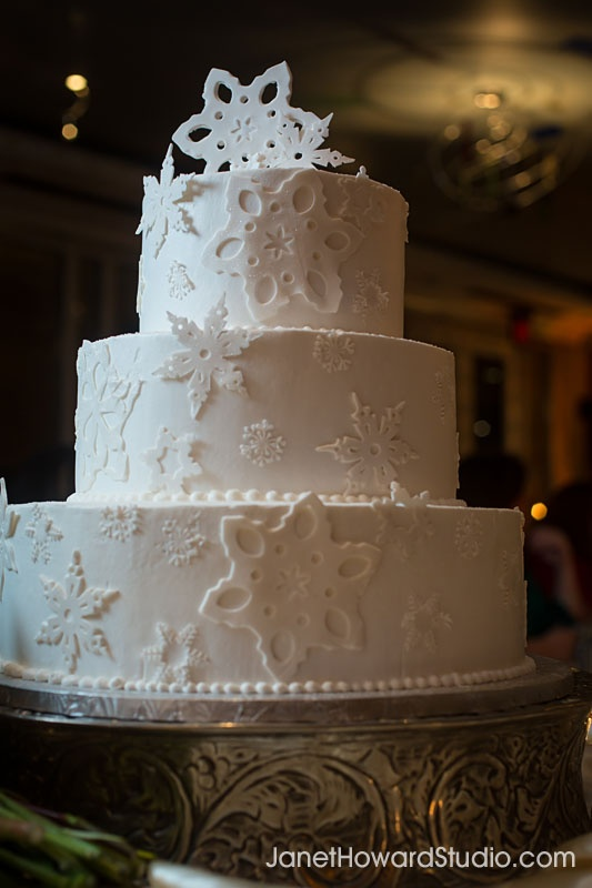 wedding cake snowflakes beautiful wedding available in atlanta for 20 sunday 25151