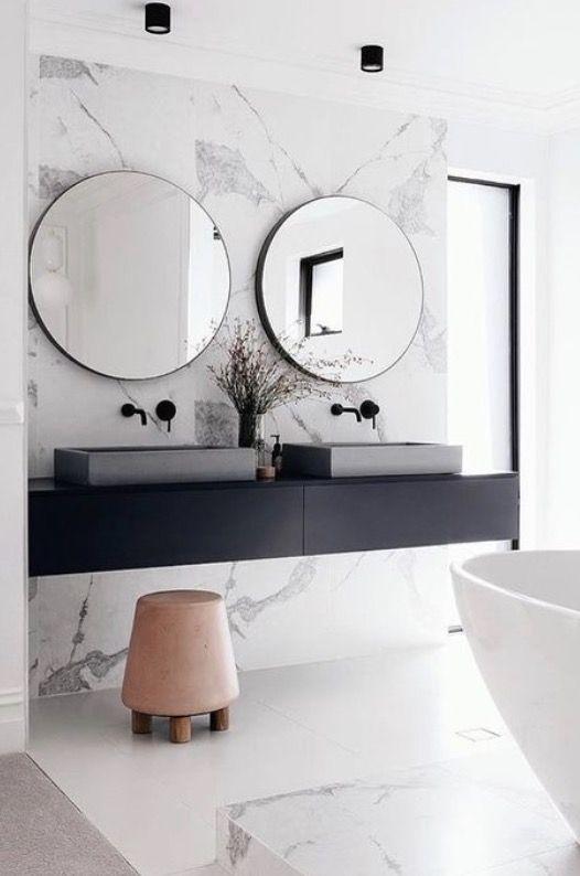 Möbel und Deko aus Marmor