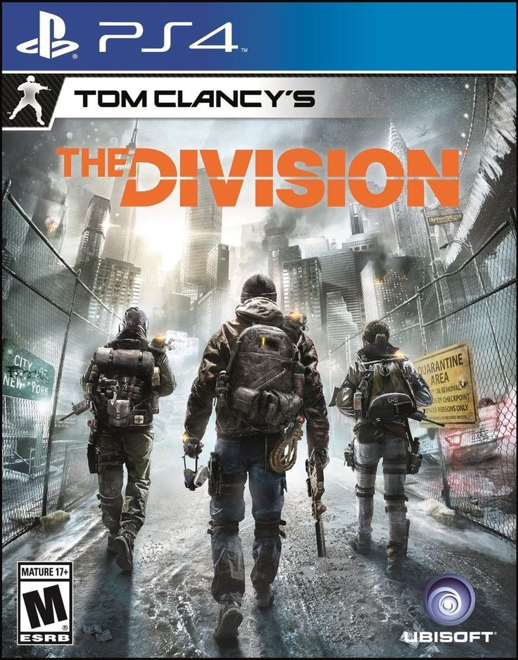 om Clancy's The Division - PlayStation 4 PRE ORDER