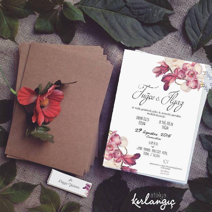 Bir kırlangıcın daha var.. 'Cemal Süreya' #davetiye#wedding#tasarım#atolyekirlangic#invitation#card#kina#weddingcard#dugun#davetiyeler#gelin#nisan#nikah#dugundavetiyesi