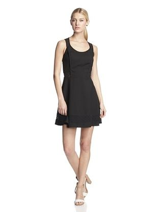 65% OFF W118 by Walter Baker Women's Leah Dress (Black)