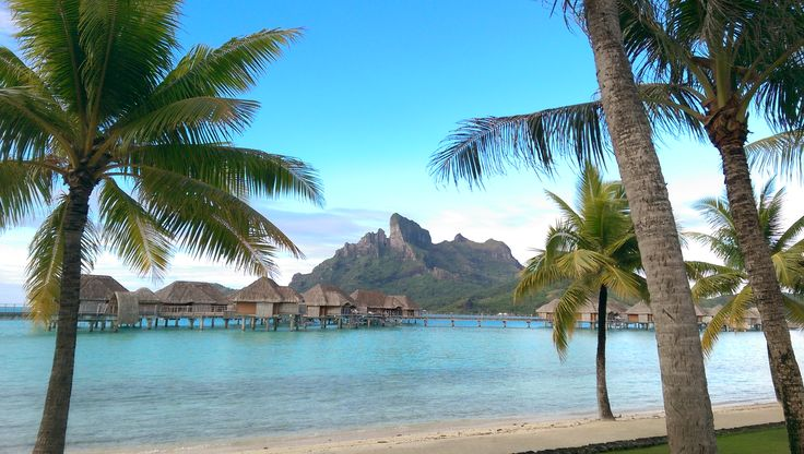 30 Amazing Things to Do In Bora Bora!  #Tahiti #BoraBora
