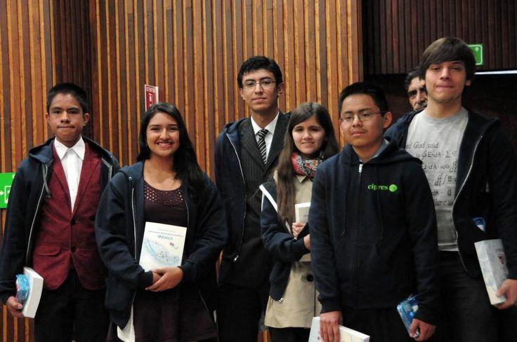 ALUMNA DE LA UNAM REPRESENTARÁ A LA CIUDAD DE MÉXICO EN OLIMPIADA NACIONAL DE QUÍMICA