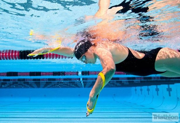 Swimming drills: do them well or not at all! Some great advice for athletes who want to improve their swim stroke.
