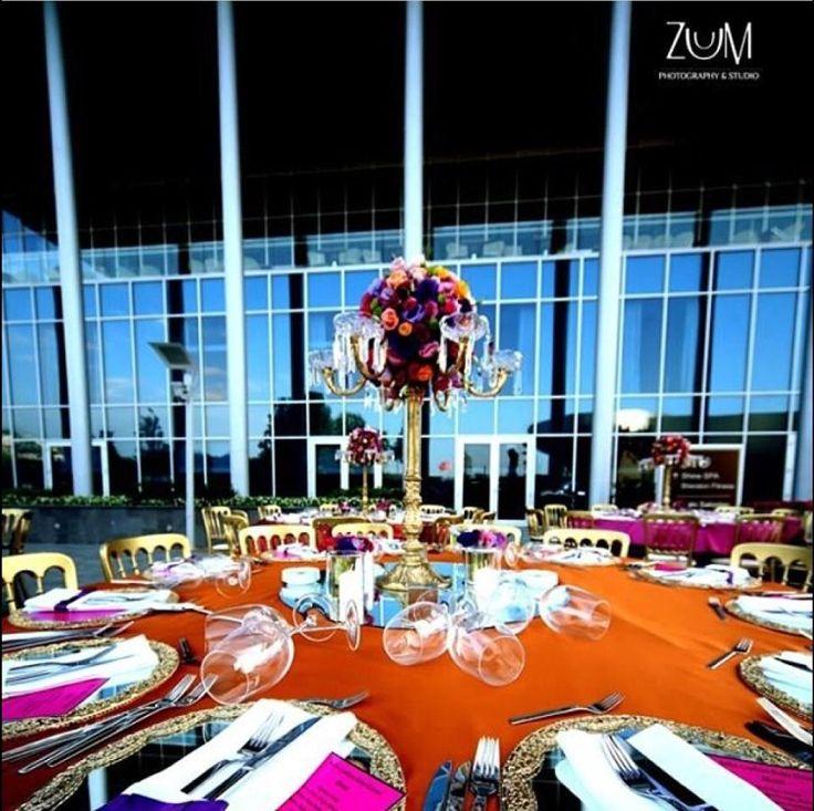 Repost from @studiozuum: Weddings at Sheraton Bursa…  Sheraton Bursa'da gerçekleşen unutulmaz düğünlerden biri..   #sheraton #bursa #sheratonbursa #hotel #wedding #weddings #table #decoration #roses #flowers #colors #colorful #orange #summer #celebration #beautiful #breathetaking #gorgeous #classy #luxury #style #betterwhenshared #dugun #damat #gelin #dekorasyon #organizasyon #muhtesem #susleme #renkli #yaz #dugun #guzel