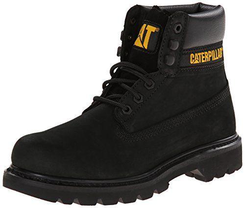 Lastest Caterpillar Boots Womenu0026#39;s 90563 Steel Toe Brown EH Work Boots