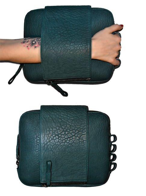 IRM Design. Like a punk version of the Prada clutch from a few ...