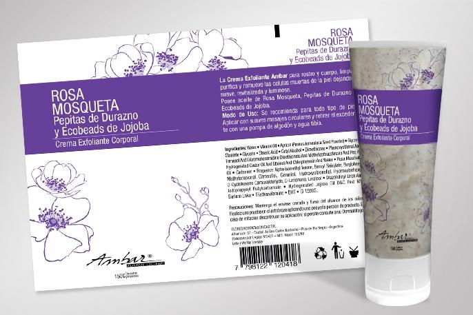 Ambar Bariloche / Crema Exfoliante / Pack