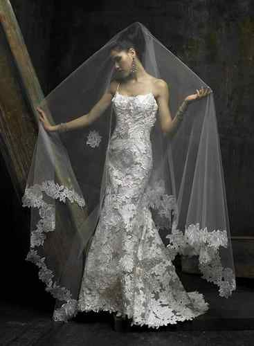 LA PERLA.... St pucchi Gown  Ivory silk simply a class gown www.weddingandformalgowns.com