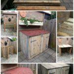 13.DIY Pallet Box