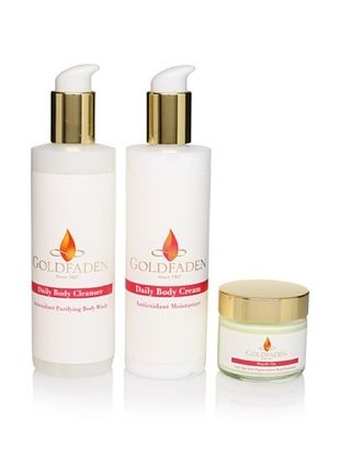 54% OFF Goldfaden Body Makeover 3-Piece Set