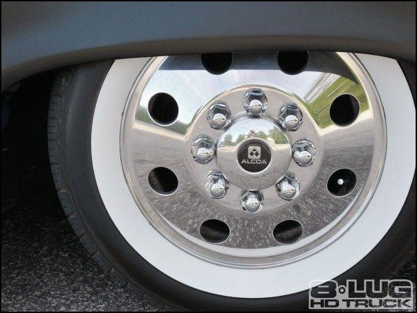 16 Inch Alcoa Wheels