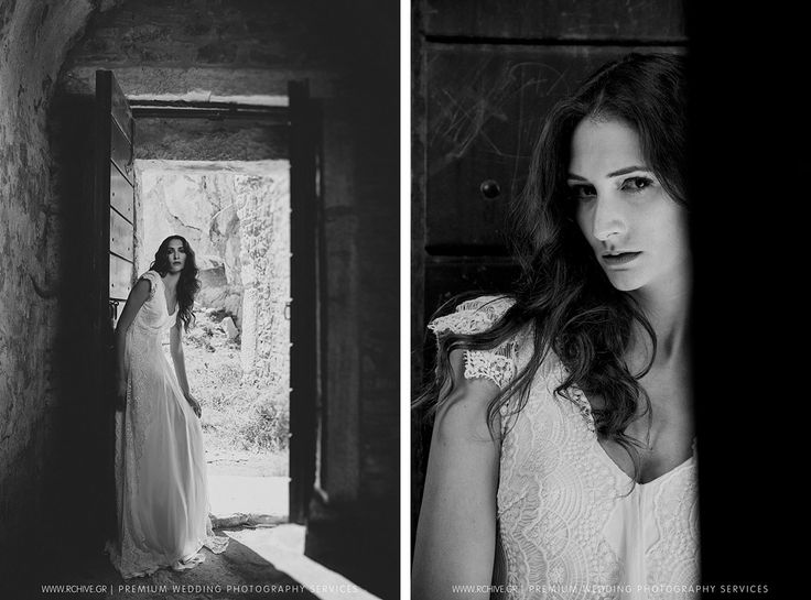 Wedding gown photos by rChive
