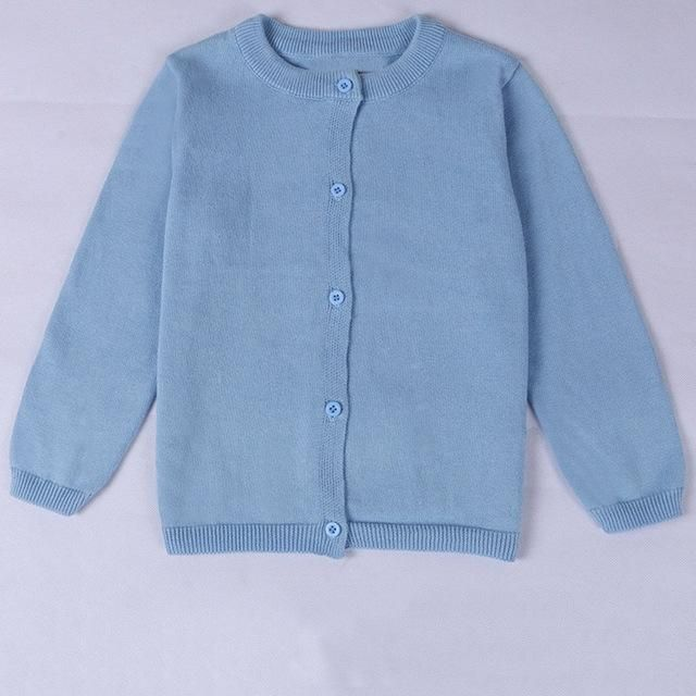 Casual Lightweight cotton Cardigans for Kids 10 colors | Cotton ...