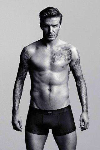 David Beckham Statues In US Cities - New H Underwear Bodywear Collection (Vogue.com UK)