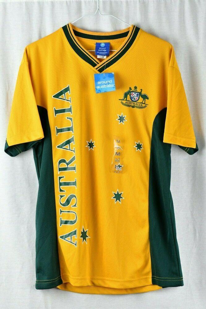 Soccer Fan Australia Mens Short Sleeve Polo Shirt Classic-Fit Blouse Sportswear