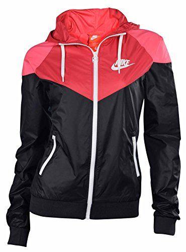 Nike Women's Windrunner Casual Zip Up...