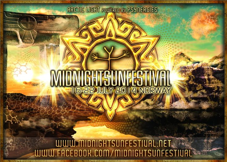 Midnight Sun Festival 2014 - Get ready to stomp your love out !