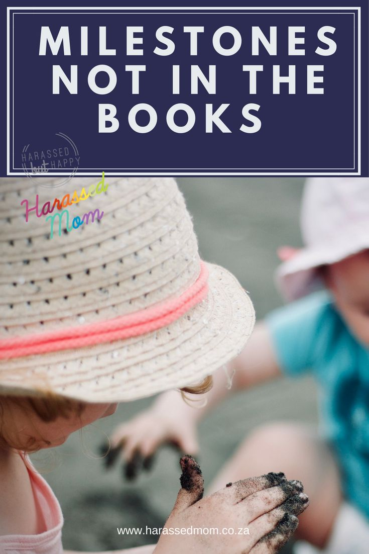 Parenting books share so much useful information but they neglected these milestones, so I am sharing them. #harassedmom #blogging  #momblogger  #milestones