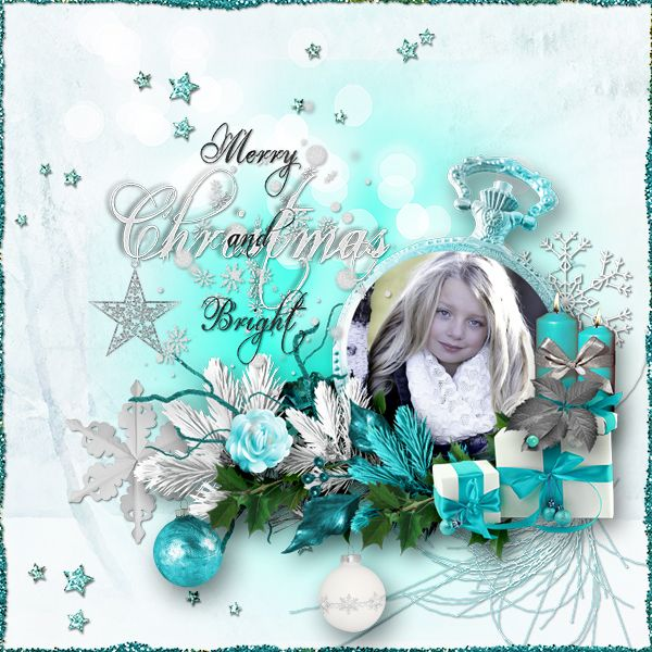 * Bright Christmas* by Graphic Creations http://scrapbird.com/…/bright-christmas-by-graphic-creation… Photo: Pixabay