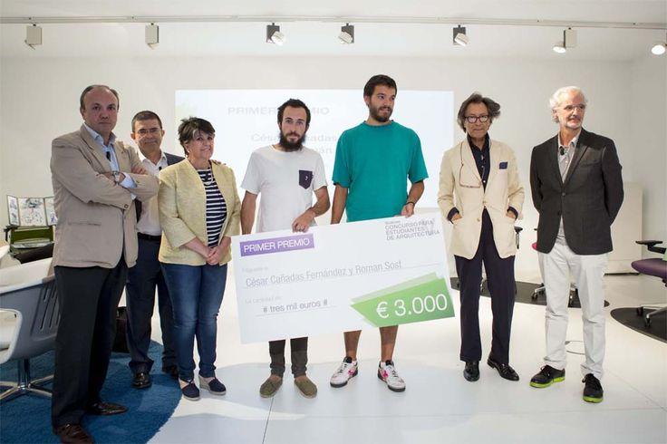 Steelcase entrega los Premios del V Concurso para estudiantes de Arquitectura