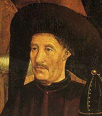 Infante D. Henrique (1394-1460). Foi um infante português e a mais importante figura do início da era das descobertas, popularmente conhecido como Infante de Sagres ou O Navegador.   Era o quinto filho de João I de Portugal, fundador da Dinastia de Avis, e de Dona Filipa de Lencastre.
