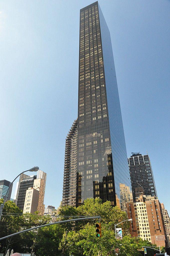 trump world tower megaconstrucciones extreme engineering the