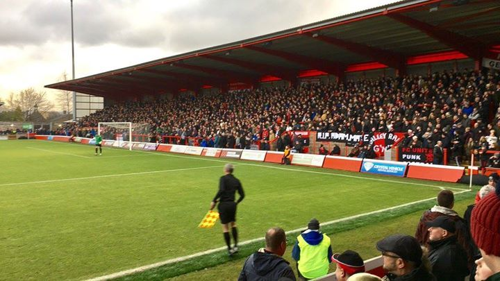 MATCH ARRANGEMENTS   Saturday 25th March KO 3pm  FC United v FC Halifax Town  Broadhurst Park, Moston  http://fc-utd.co.uk/m_story.php?story_id=7371 #fashion #style #stylish #love #me #cute #photooftheday #nails #hair #beauty #beautiful #design #model #dress #shoes #heels #styles #outfit #purse #jewelry #shopping #glam #cheerfriends #bestfriends #cheer #friends #indianapolis #cheerleader #allstarcheer #cheercomp  #sale #shop #onlineshopping #dance #cheers #cheerislife #beautyproducts…