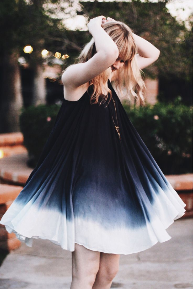 Still trying to find a dip dyed dress like this one