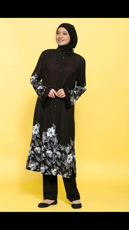 #haşema #tesettür #islamicdesign  #swimwear  #swimsuit #swimming  #fashion #tesettürmayo #hijabstyle #pareo #instagood #instagram #instafashion