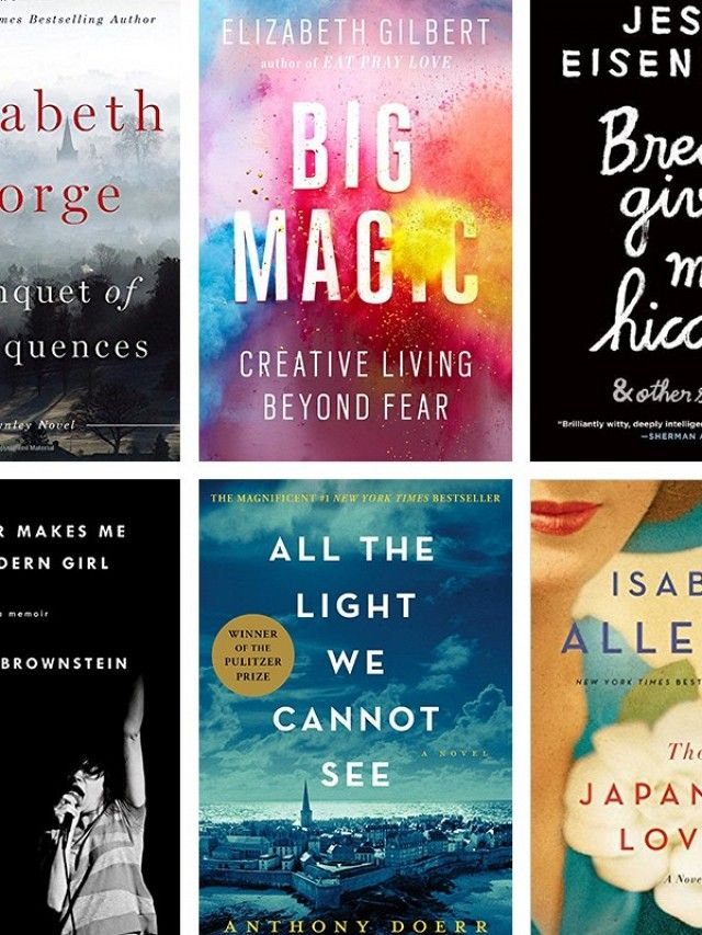 12 new york times best-sellers to enjoy this season | book to