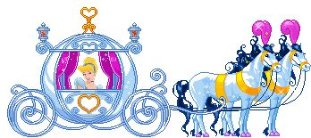 Cinderella Carriage Animated Gifs ~ Gifmania