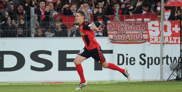 Nils Petersen schoss den SC Freiburg zum Erfolg