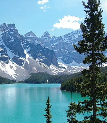 Top Fall Honeymoon Destination: British Columbia, Canada