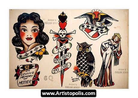 Image result for american classic tattoo