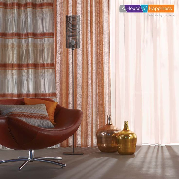 Trend Warm Koper #gordijn #curtains #Gardinen #Vorhänge