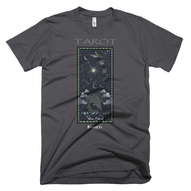 Tarot Card Star Men's Short sleeve t-shirt