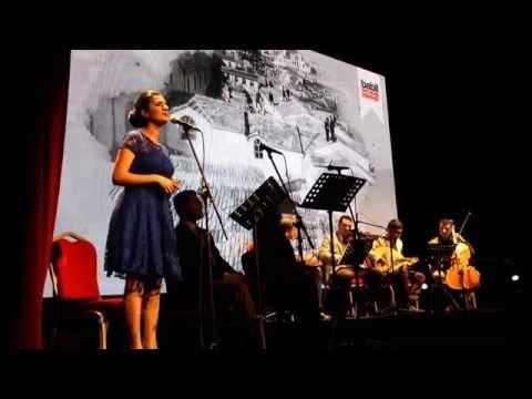 Yaprak Sayar.Babil Türk Müziği Topluluğu.Endülüste Raks - YouTube