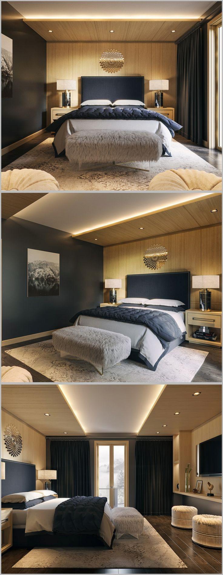 Спальня в гостевом доме - Галерея 3ddd.ru