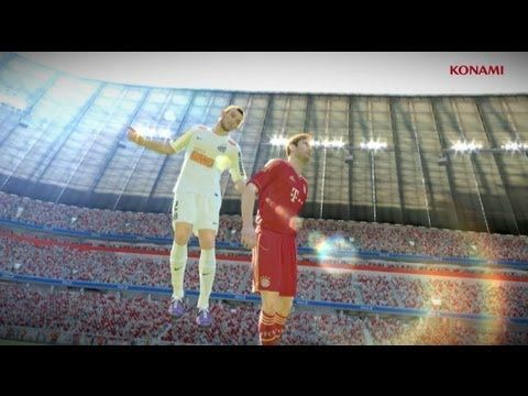 [New & Official] Game Features [PES 2014] - YouTube