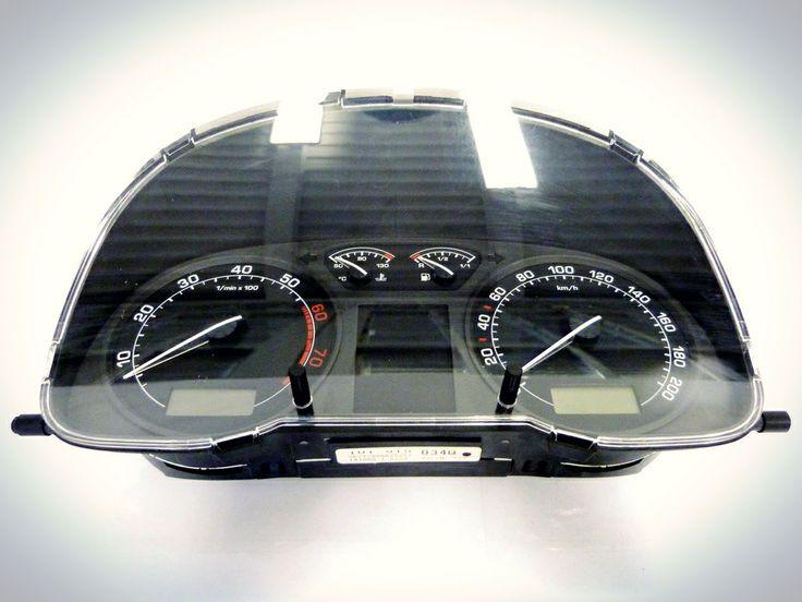 Cuadro de instrumentos para SKODA OCTAVIA 2001 a 2011. http://articulo.mercadolibre.com.ve/MLV-422083455-1u1919034q-kd0-cuadro-de-instrumentos-skoda-octavia-_JM