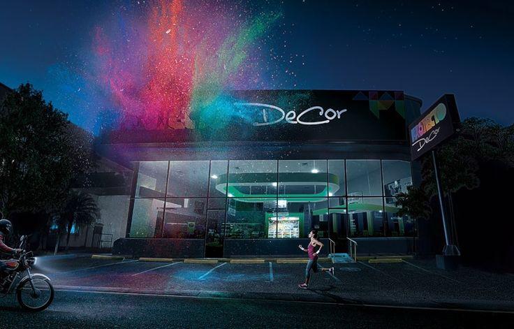 Client: Tribu DDB / Protecto Project: Color Run
