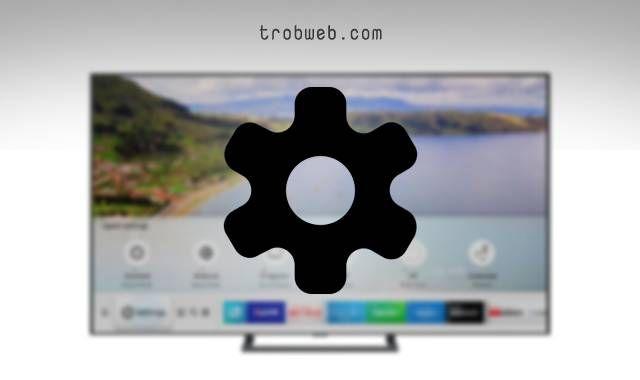 كيفية إعادة تعيين إعدادات تلفاز Samsung Tv تروب ويب Samsung Tvs Tv Samsung