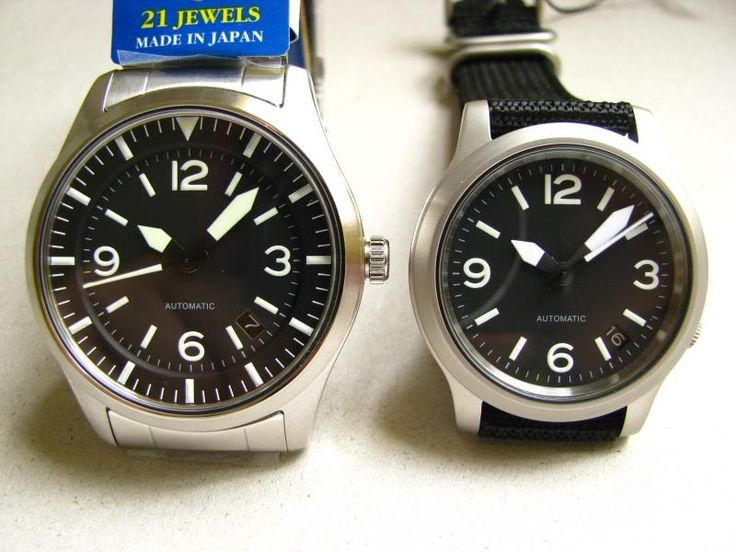 FS: Brand new Seiko big military and baby Monster mods Fr: US$195 - Seiko & Citizen Watch Forum – Japanese Watch Reviews, Discussion & Trading