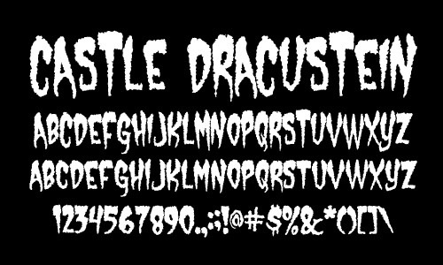 Download Free Horror Type Fonts For Your Computer At